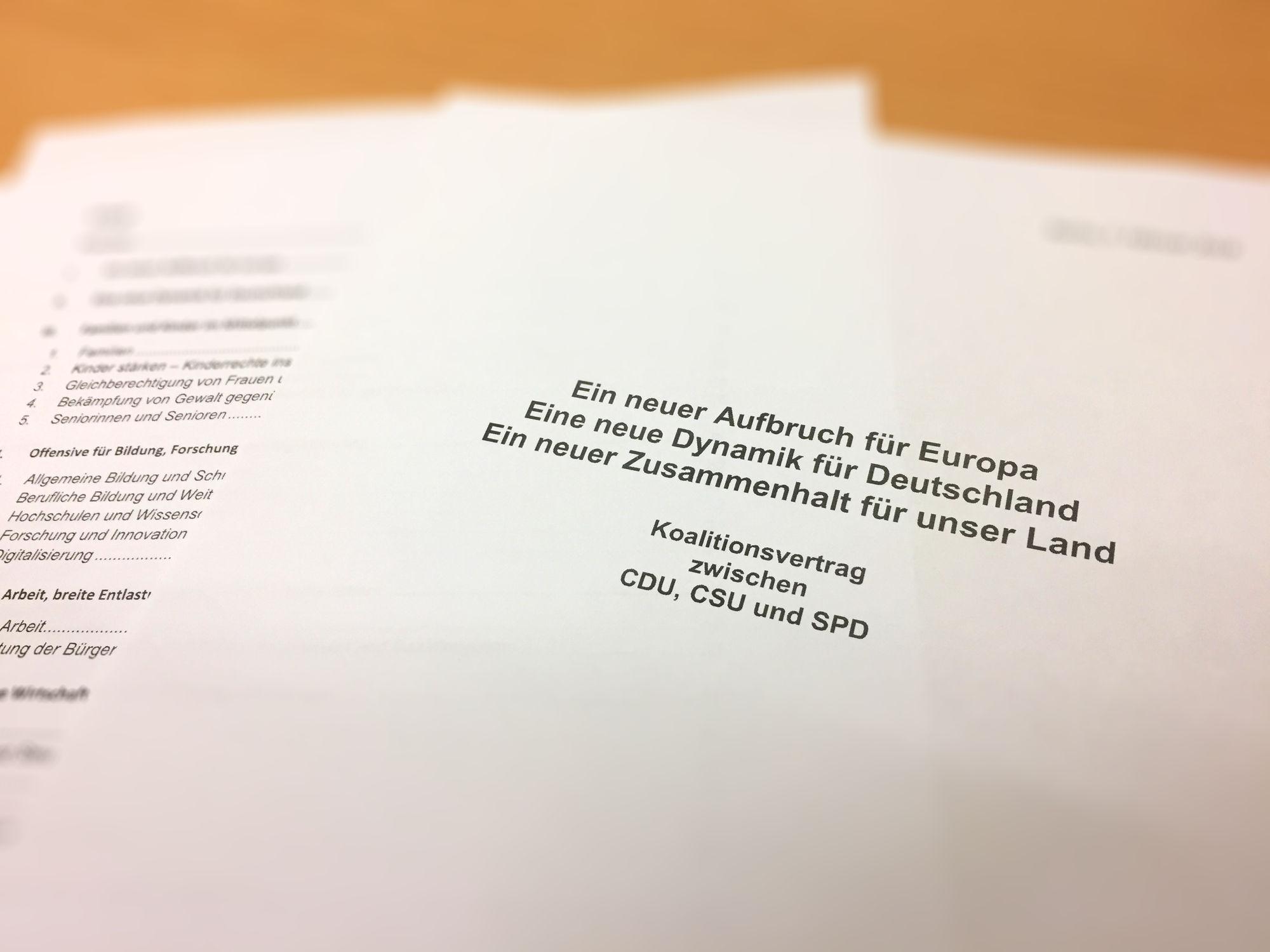 Deutschland Hat Wieder Eine Regierung Was Bedeutet Das Für Die Eu