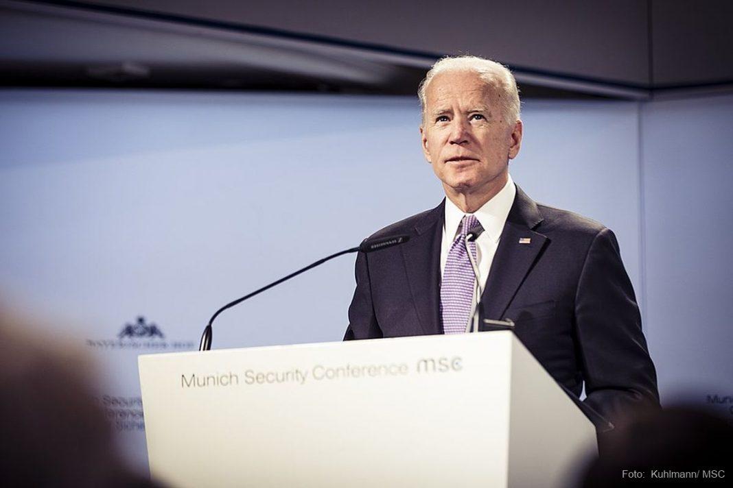 Joe Biden bei der Münchner Sicherheitskonferenz 2019 (Foto: MSC / Kuhlmann)